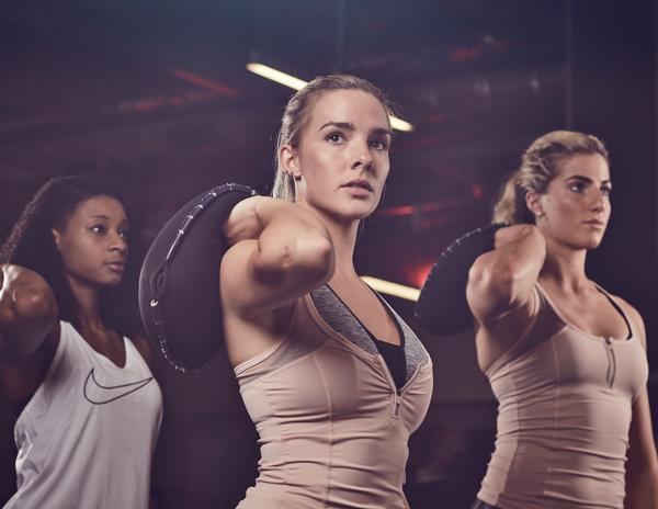 DW Fitness First is developing four distinct property types and locations into gyms