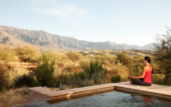 KSL announced plans to expand Miraval last year. The company would like to see around six new resorts in the US