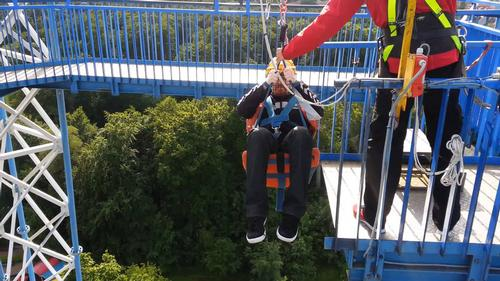 Freefall drop used to simulate near-death experiences is newest attraction at Tivoli Friheden