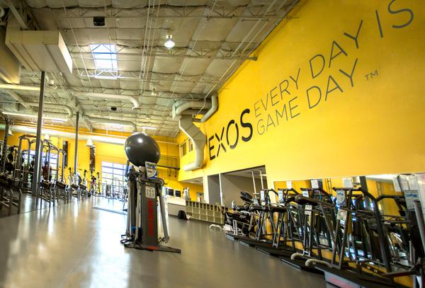 EXOS operates 400 facilities in 30 countries, reaching 1.2 million people each year with its programmes