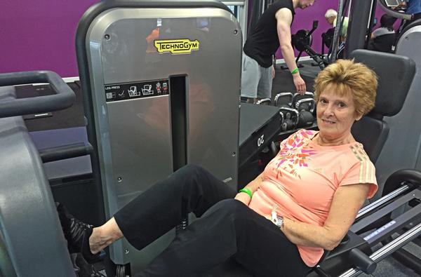 REACH participants often move on to mainstream gyms