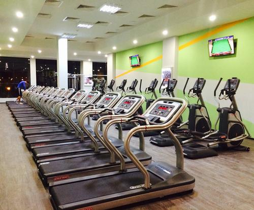 Growth for Georgia's Aspria Fitness chain