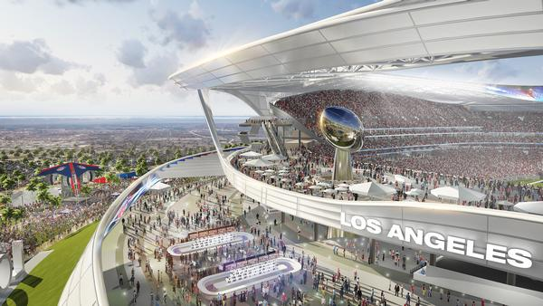 Manica are working on a new home for a future NFL team in Carson City, Los Angeles