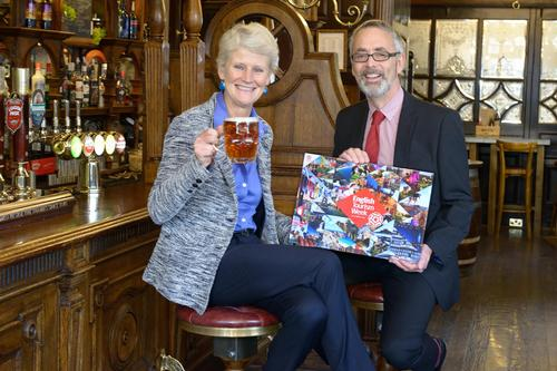 BBPA teams up with VisitEngland to toast pubs