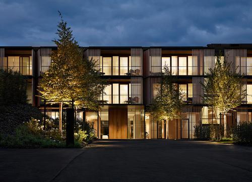 Lanserhof, Lake Tegern, Germany, by Ingenhoven Architects