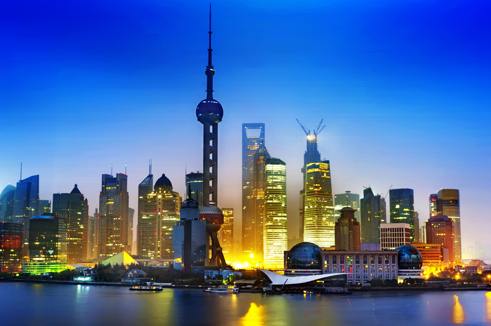 Shanghai will be the setting for FIBO China. Operator Reed Exhibitions hopes it will become an annual event / Shutterstock/hxdyl