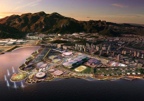 Museum dedicated to Brazil's Olympic history opening in Rio de Janeiro
