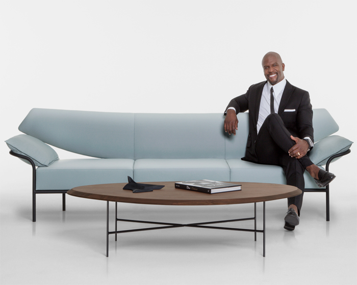 Terry Crews partners with Bernhardt Design for luxurious furniture collection