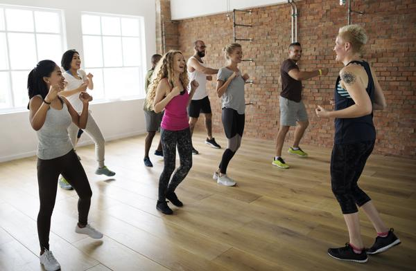 A group class could be an ideal setting for JAM exercise / PHOTO:  SHUTTERSTOCK.COM