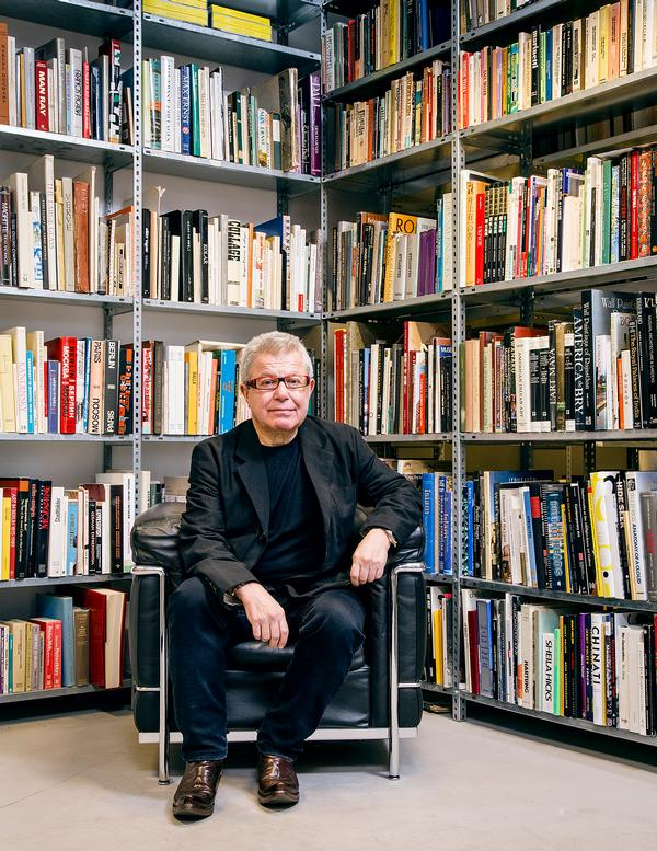 Daniel Libeskind has designed a number of public spaces that deal with difficult or painful historical events