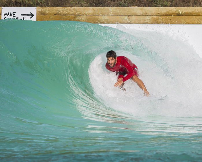 Wavegarden makes waves with new surfing cove