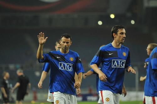 Gary Neville paired up with former teammate Ryan Giggs to create GG Hospitality / Shutterstock.com/ahmadfaizalyahya