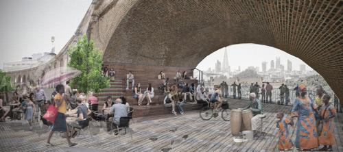 Competition seeks architects to design a High Line for London