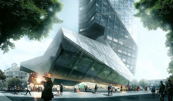 / Morphosis Architects