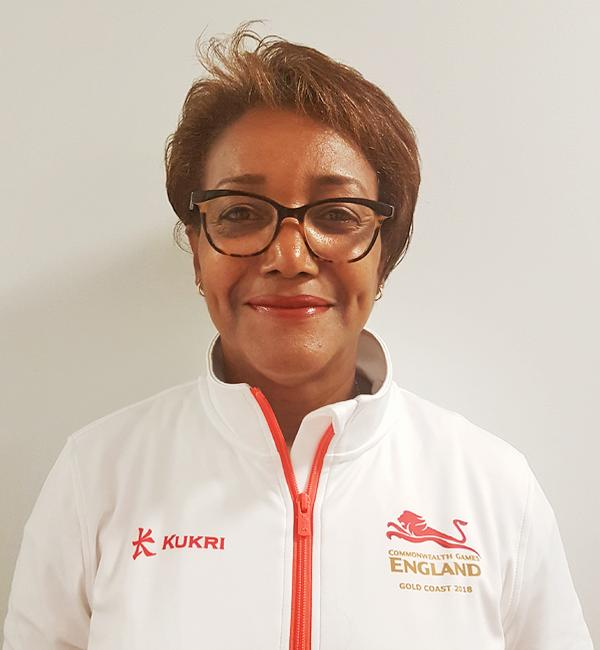Lorna Boothe is enjoying an impressive career in athletics management