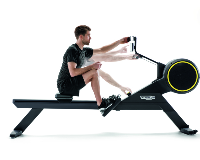 The Skillrow is designed to improve anaerobic power, aerobic capacity and neuromuscular abilities