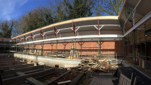 Thames Lido is currently overseeing the £3m (US$4.5m, €3.8m) restoration of another UK lido, the Grade II-listed lido in Reading / Thames Lido