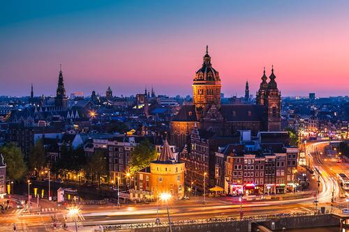 The event takes in the Dutch capital Amsterdam from 16-19 October / Shutterstock.com/INTERPIXELS