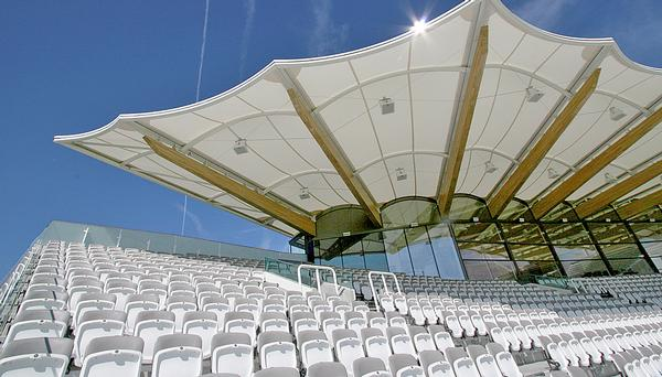 The Warner Stand is undergoing a significant redevelopment