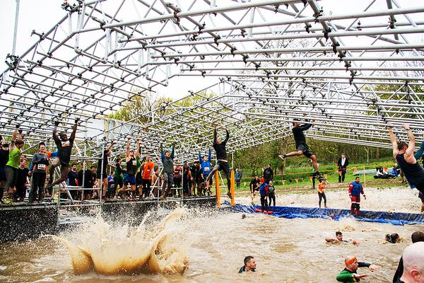 Tribal events like Tough Mudder 