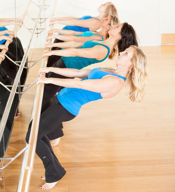 The Studio's mind-body classes command a premium price