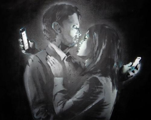 New Banksy piece becomes paid attraction hours after being discovered
