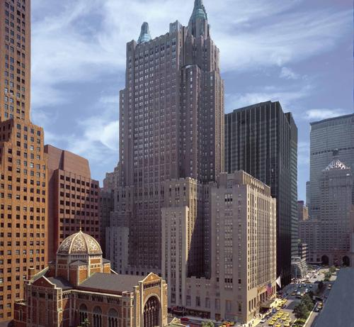 Waldorf Astoria New York sold to Chinese insurance group for US$1.95bn