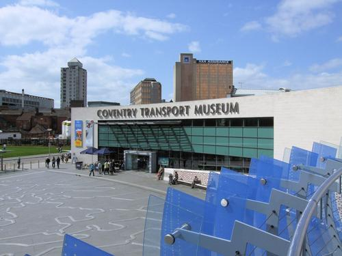 Coventry Transport Museum to undergo £8.5m redevelopment