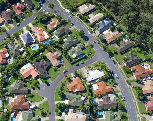 Green dream? Suburban living linked to obesity epidemic in US study