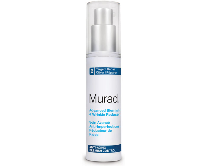 New Murad line targets blemishes in adult skin