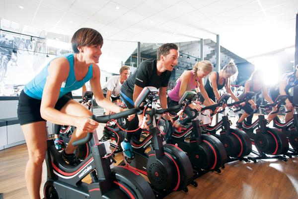 The VeloStudio at Lee Valley VeloPark now offers 12 hi-tech Wattbikes, all fitted with the latest Bluetooth monitors