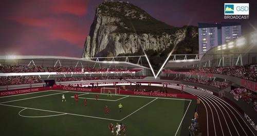 Alternate vision for Gibraltar stadium unveiled by opposition party