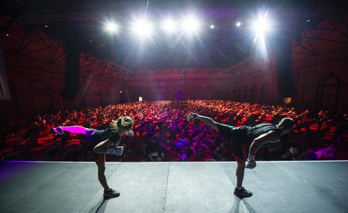 Les Mills announces 2015 global fitness tour with Reebok