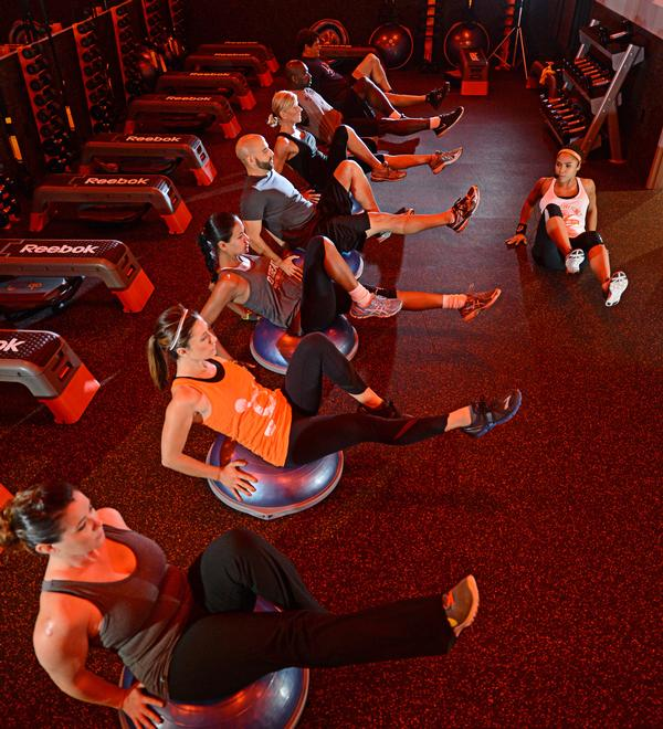 Members should mix their HIIT classes with low heart rate exercise classes