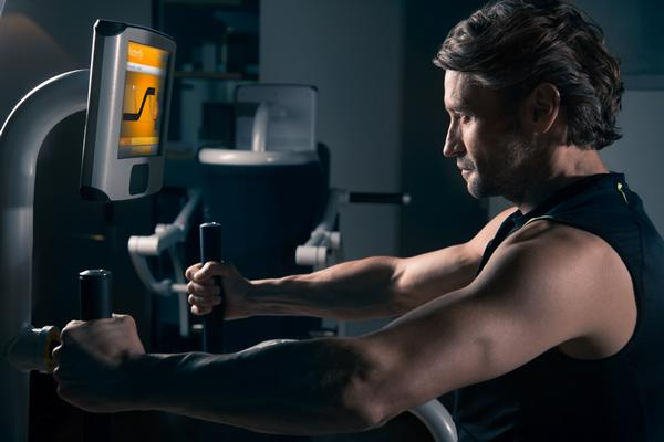 Isokinetic training can help  reduce stress on joints