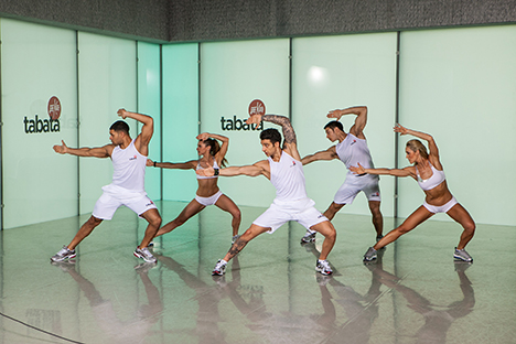 Research shows Tabata can bring about improvements in both aerobic and anaerobic fitness