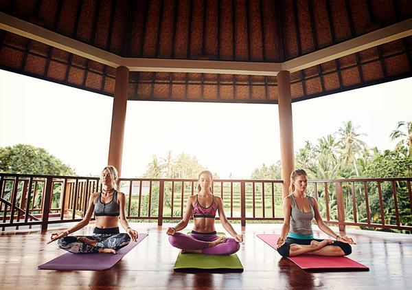 Modalities such as yoga will be part of the trend towards healthy breathing / PHOTO: shutterstock.com