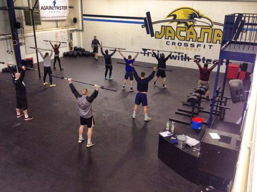 CrossFit Jacana, which features Again Faster equipment and Wolverson competition kettlebells, offers a range of high intensity CrossFit classes in addition to open gym sessions / CrossFit Jacana