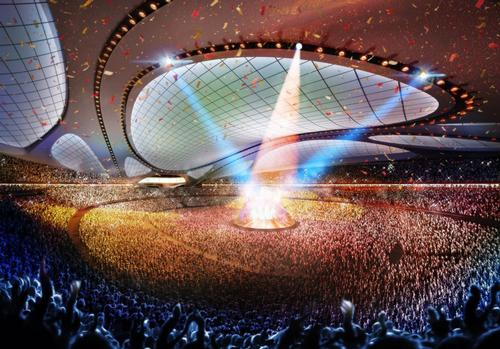 Arup will work with architecture practice Aecom on stadium design