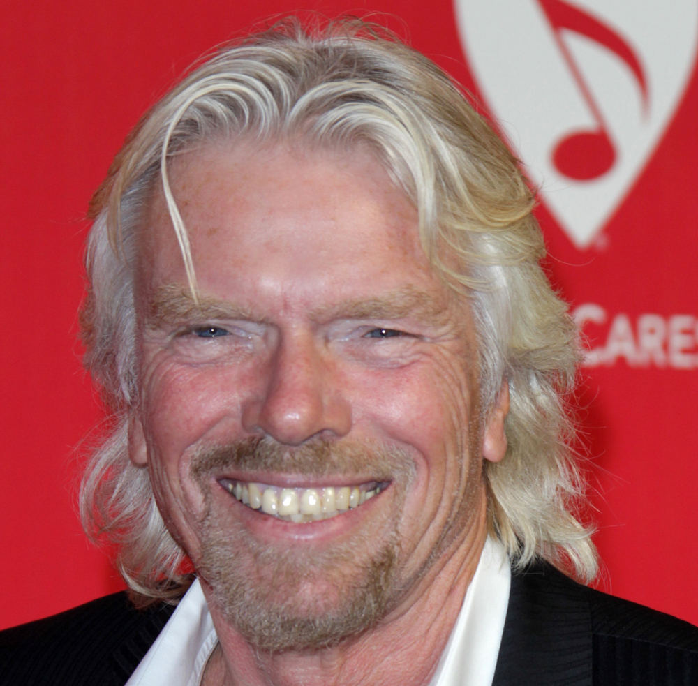 Social media stars like Branson have shown how to create personal engagement with customers / Shutterstock.com