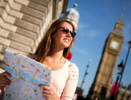 British people opting to stay in the country for their summer holidays