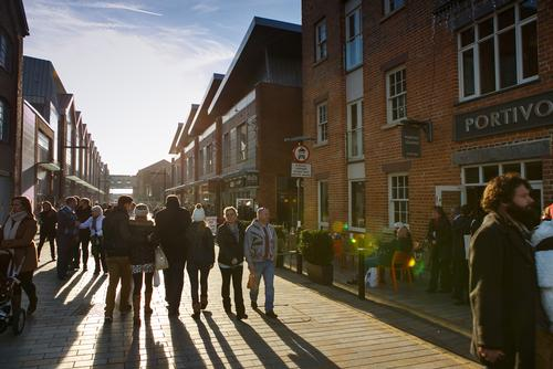 New £60m leisure quarter opened at Gloucester Quays outlet centre