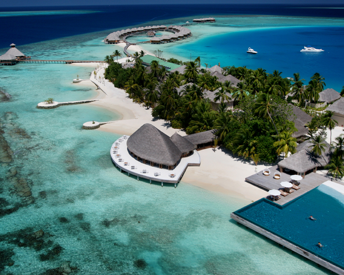 Beata Aleksandrowicz will design a treatment menu exclusive to the Huvafen Fushi resort