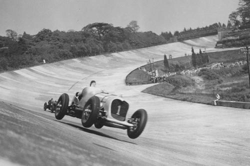 World's first motor racing track gains HLF funding for revitalisation