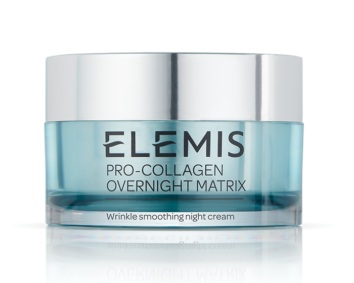 Discover the future of skincare with ELEMIS' NEW Pro-Collagen Overnight Matrix