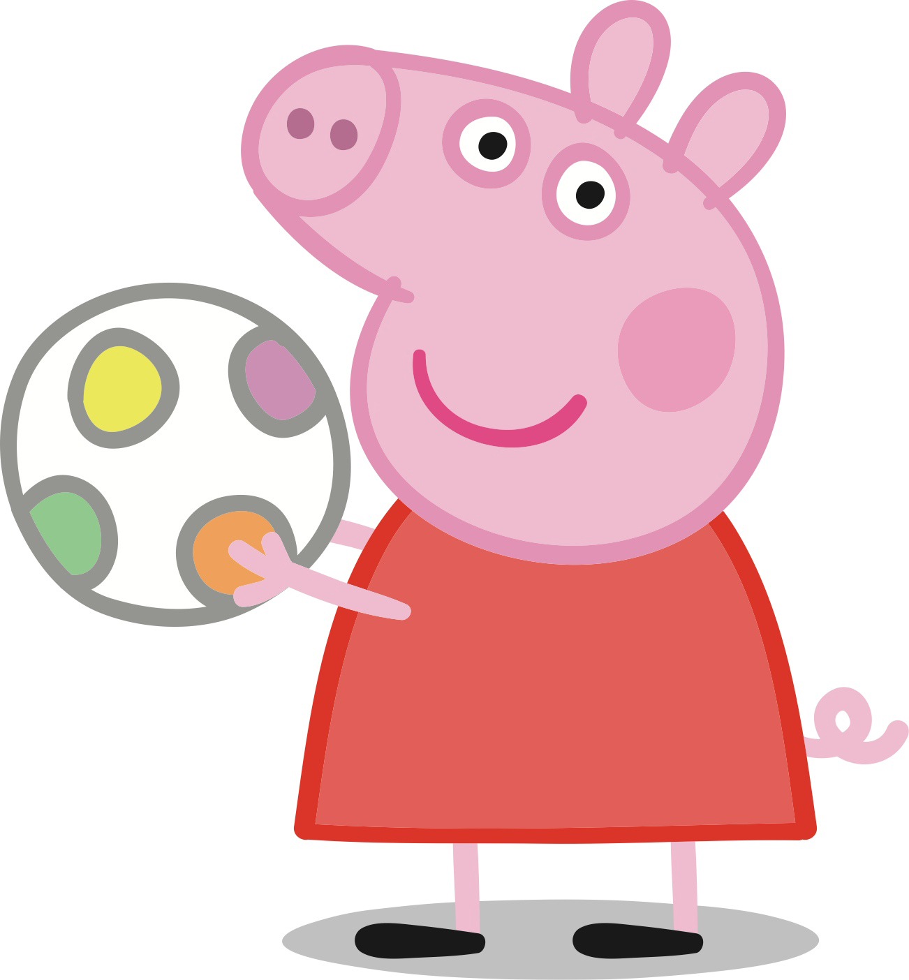 Peppa Pig workout programme to tackle inactivity among toddlers
