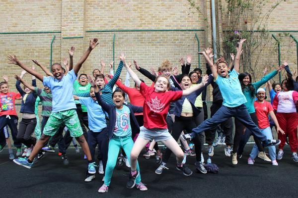 Activity for all, not just sporty kids