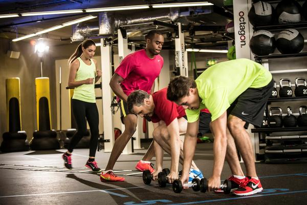 The partnership with Physical Company has enabled LA fitness members to 'smash their fitness levels out of the park'