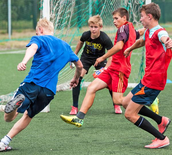 Sport England needs a clear agenda for supporting sport and activity / © shutterstock/ Vladimir Vasiltvich