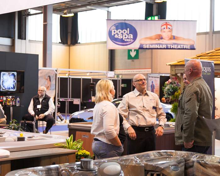UK Pool and Spa Expo – a must-attend event